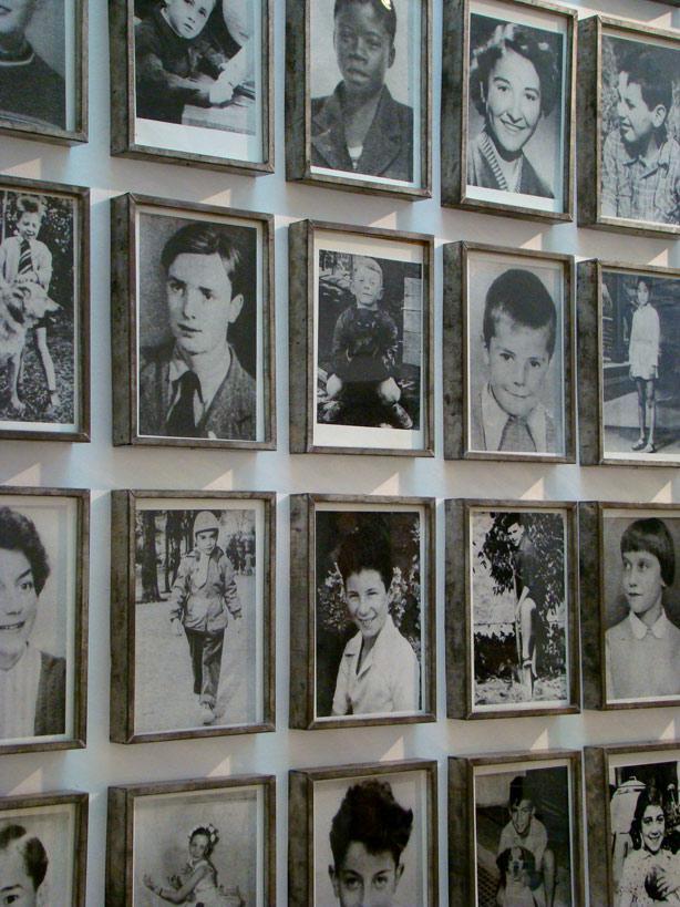 62 členů klubu Mickey v roce 1955