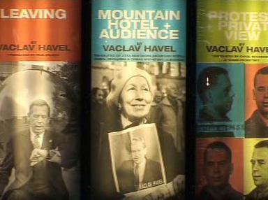 Hry Václava Havla v londýnském Orange Theatre