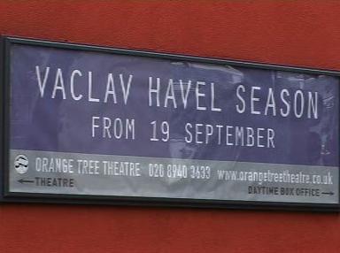 Sezona her Václava Havla v londýnském Orange Theatre