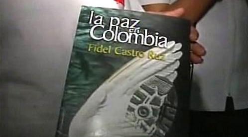 Kniha Fidela Castra