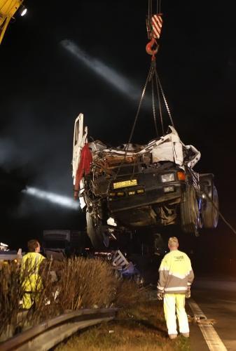 Odstraňování následků nehody