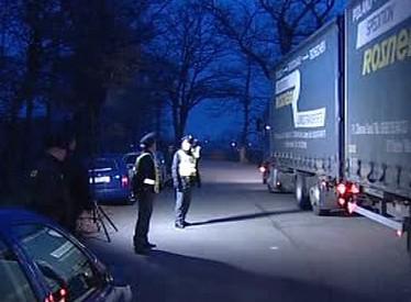 Kontrola kamionů