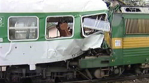 Nehoda v Moravanech