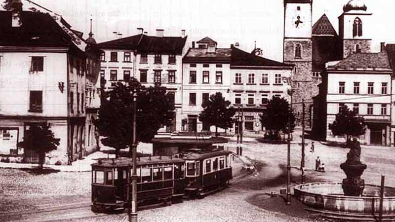 Jihlavská tramvaj
