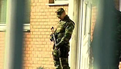 Srbský voják