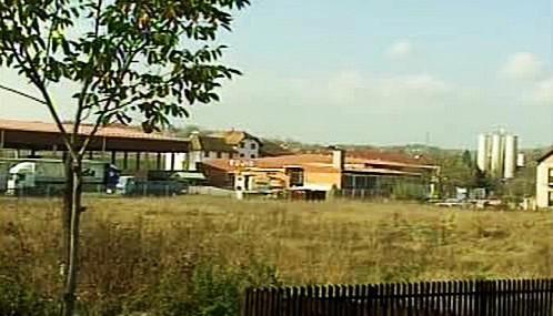 Továrna v srbském Valjevu