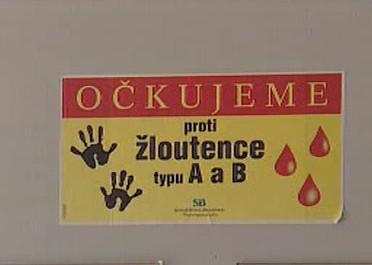 Očkování proti žloutence