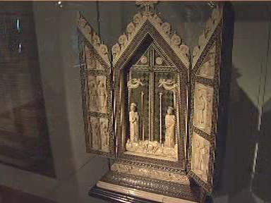 Ze sbírek Arcidiecézního muzea Kroměříž