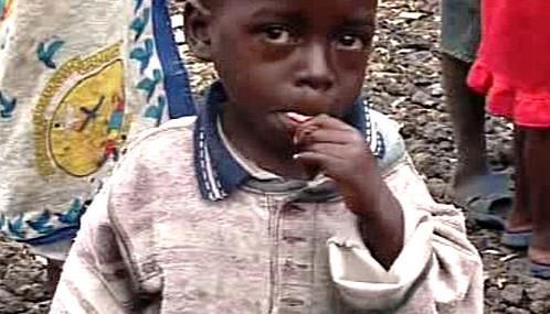 Uprchlík z Konga