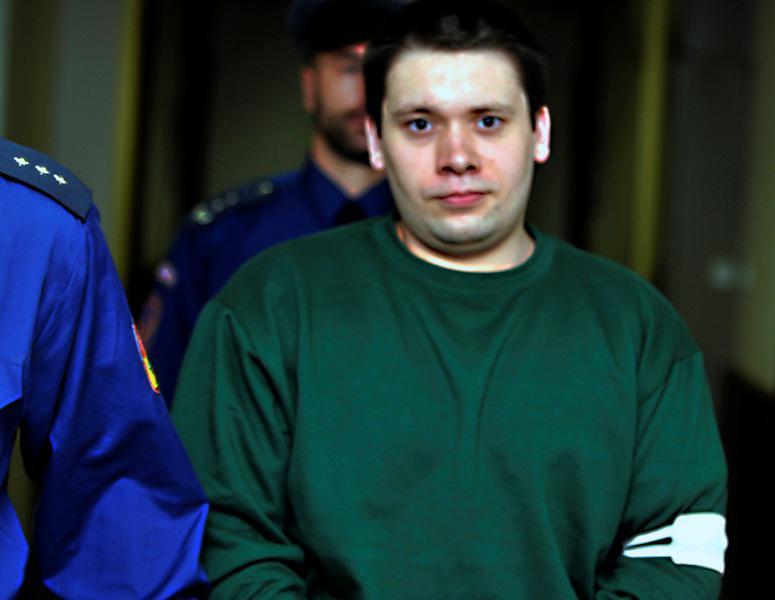 Odsouzený David Hladík