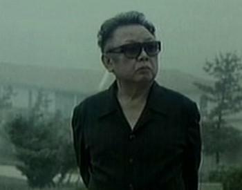 Severokorejský vůdce Kim Čong-il