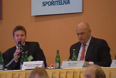 Tomáš Julínek a Milan Kubek