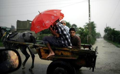 Obyvatelé Kuby prchají před hurikánem Paloma
