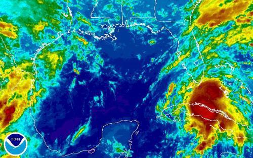 Tropická bouře Fay