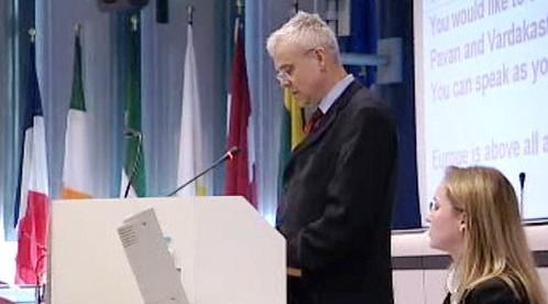 Eurokomisař Vladimír Špidla