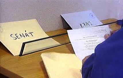 Krajské a senátní volby 2008