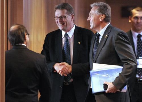 Summit EU k finanční krizi