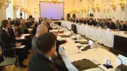 Setkání zpravodajských služeb NATO