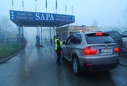 Tržnice SAPA po požáru
