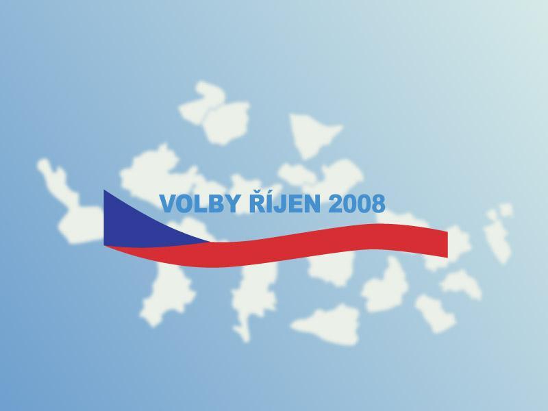 Volby říjen 2008