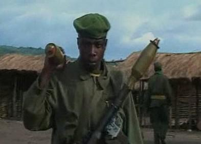 Rebel v Demokratické republice Kongo