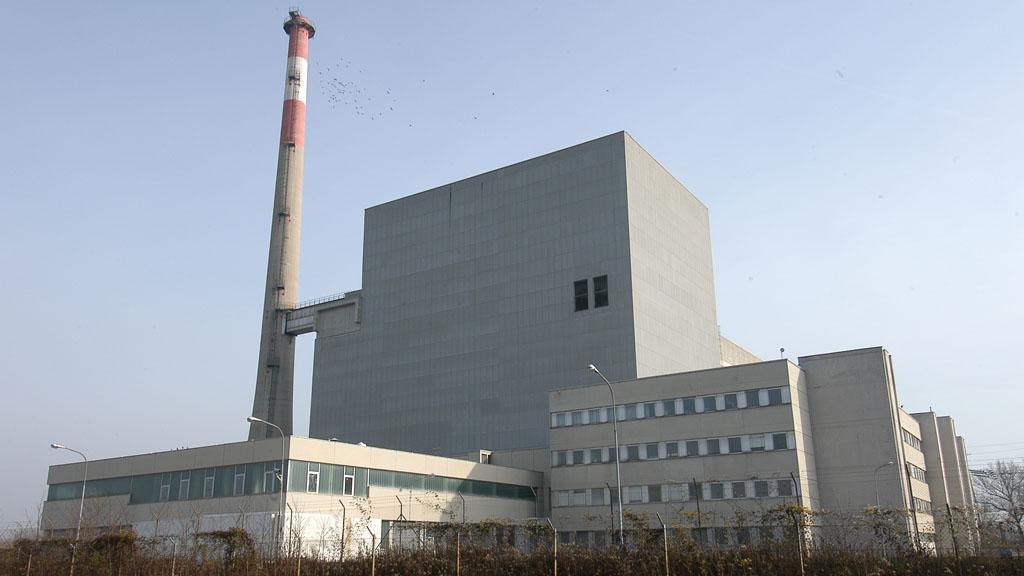 Elektrárna Zwentendorf