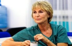 Herečka Eliška Balzerová
