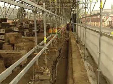 Opravy mostu