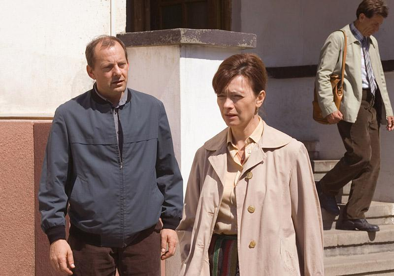 Jana Hubinská a Otakar Brousek