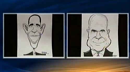 Obama a McCain