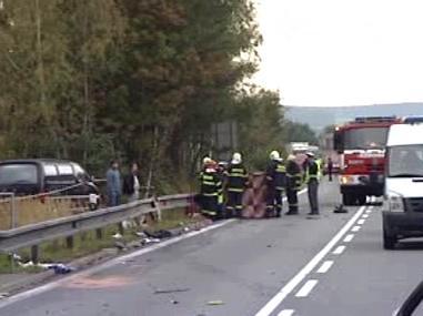 Neštěstí na silnicích