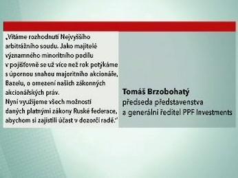 Vyjádření Tomáše Brzobohatého