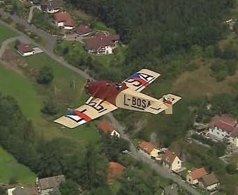 Letadlo Avia BH 5