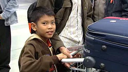 Barmští uprchlíci