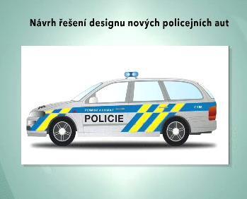 Nové policejní auto