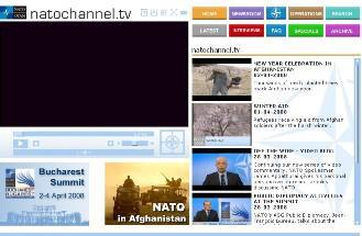 Internetová televize NATO