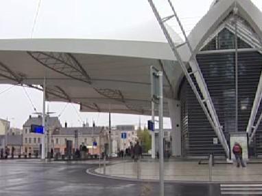 Nové autobusové nádraží