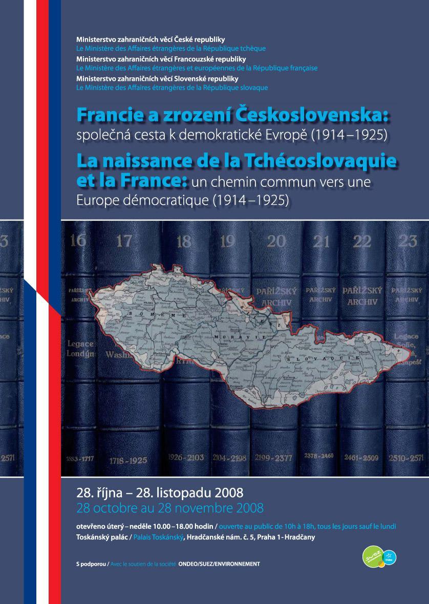 Francie a zrození Československa