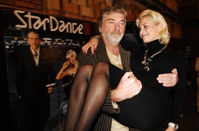 Vladimír Kratina a Laura Klimentová