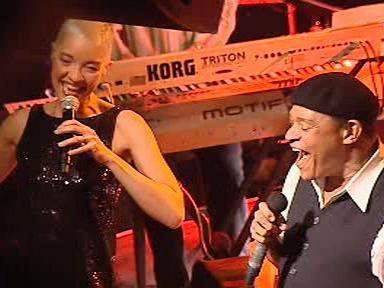 Al Jarreau a Debbie Davisová