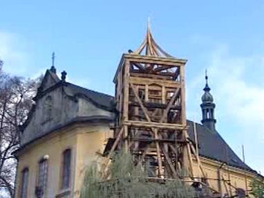 Zvonice v Železném Brodě