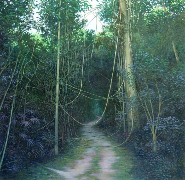 Cesta do džungle