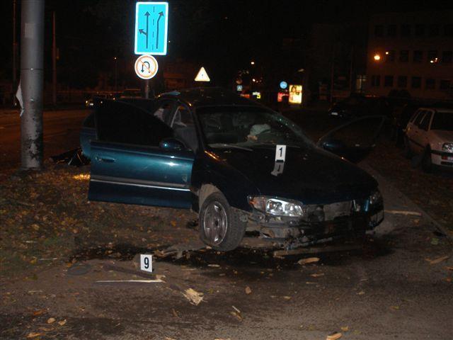 Tragická nehoda na Královéhradecku