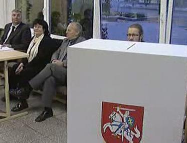 2. kolo litevských voleb