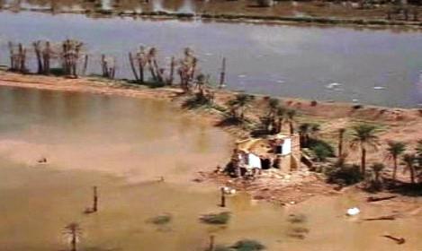 Záplavy v Jemenu