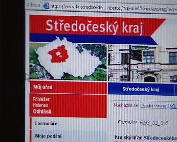 Střední Čechy on-line