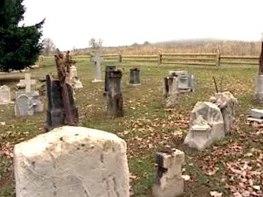 Obnovený hřbitov