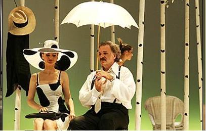 Opera Zahradnice z lásky
