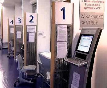 Terminály pro elektronické objednávání