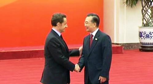 Summit Evropy a Asie v Pekingu